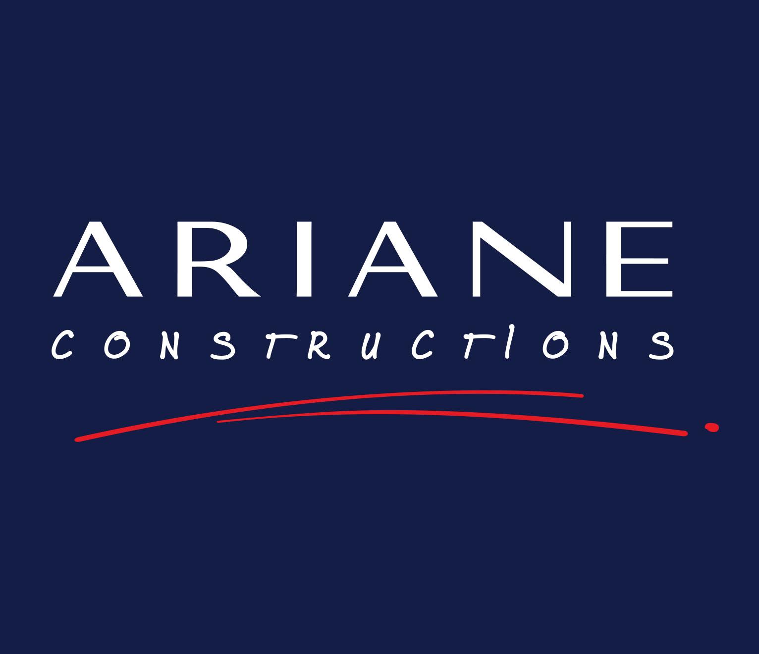 logo ariane constructions