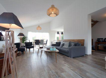 maison basque avec grand séjour