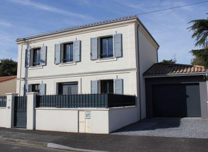 maison bordelaise facade