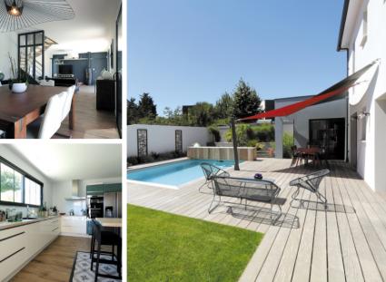 maison contemporaine Gironde