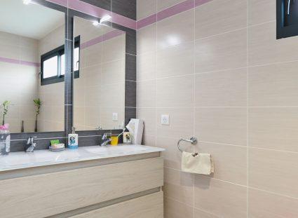 maison contemporaine prestige salle bain