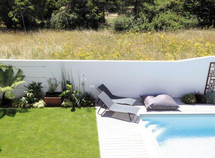 maison contemporaine à la rochelle avec terrasse