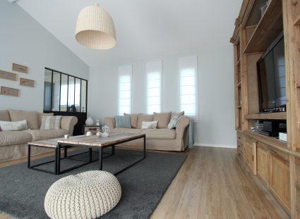 maison déco scandinave pour un salon lumineux