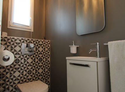 maison déco scandinave toilettes