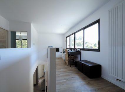 maison design à étage