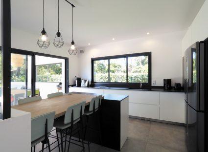 maison design cuisine ouverte
