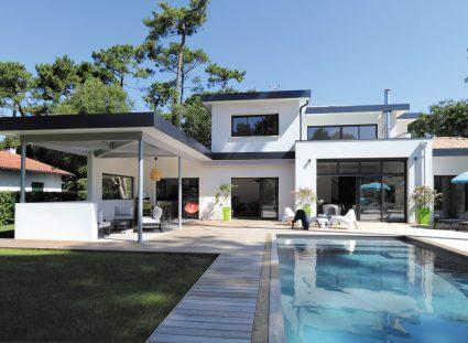 maison design extérieur