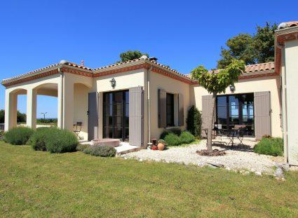 maison en Dordogne contemporaine