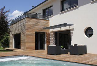 maison igc avec toit terrasse