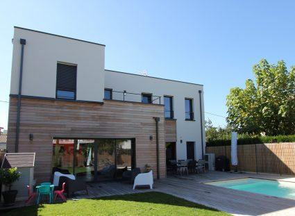 maison igc contemporaine avec toit terrasse