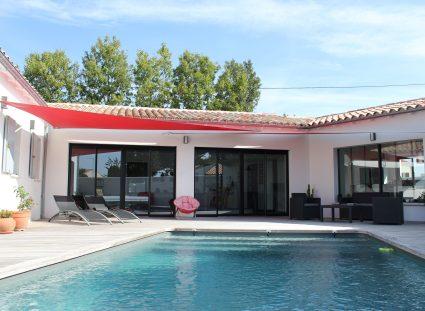 maison à la rochelle avec piscine