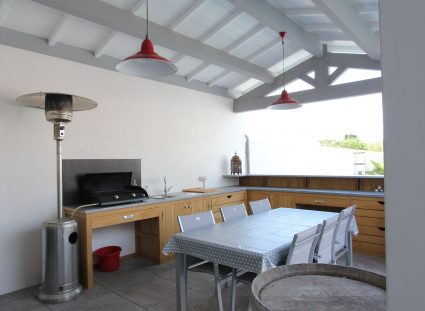 maison à la rochelle avec terrasse couverte