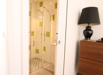 maison retaise contemporaine chambre salle de bain privative