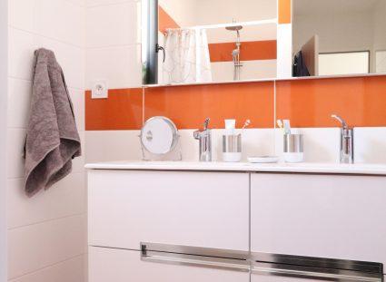 aison contemporaine rétaise salle de bain