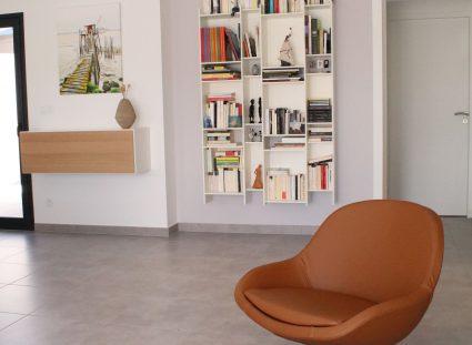 maison retaise contemporaine séjour moderne