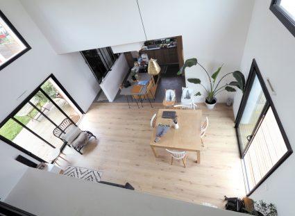 maison basque pièce a vivre