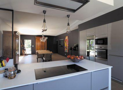 maison vendéenne cuisine moderne