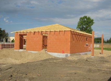 maisons expérimentales élévations murs