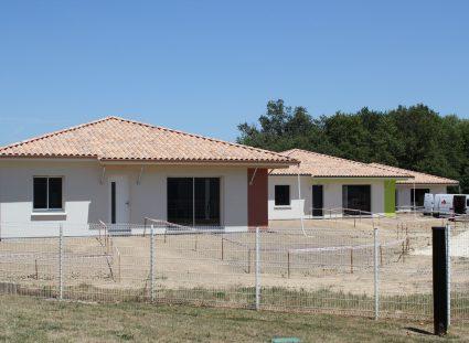 maisons expérimentales finitions