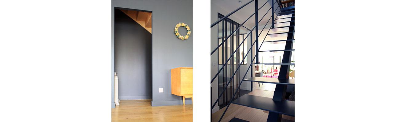 maisons igc avec escalier moderne