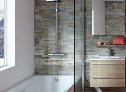 meuble salle de bain halo decor bois
