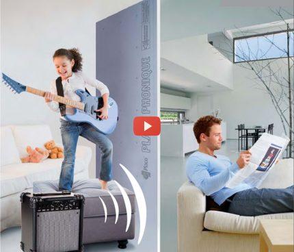 réduire le bruit dans votre maison