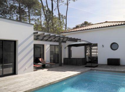 superbe maison évasion avec piscine