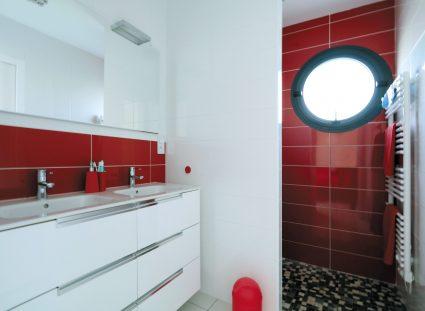superbe maison évasion salle de bain design