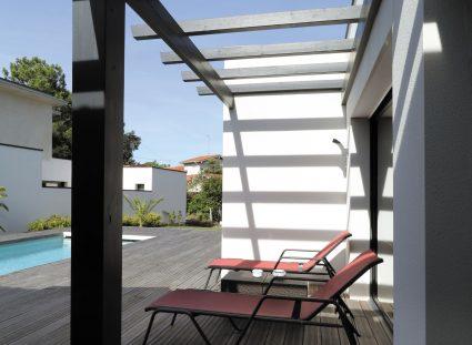 superbe maison évasion terrasse bois