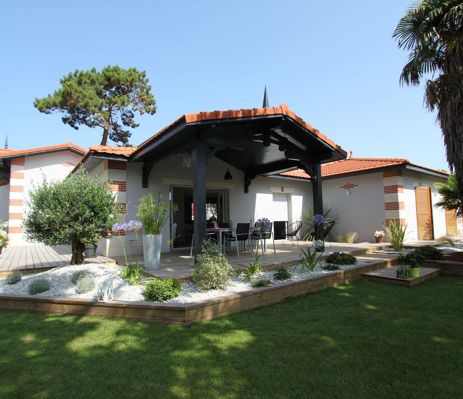 maison contemporaine à Arcachon