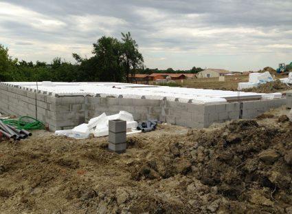 vide sanitaire construction plancher hourdis