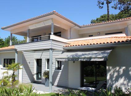 villa contemporaine arcachon igc