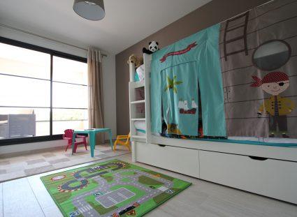 villa contemporaine igc chambre enfant