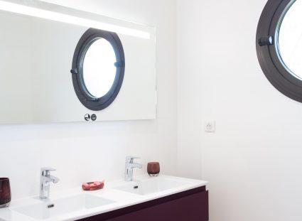 maison gaia bordeaux avec salle de bain moderne