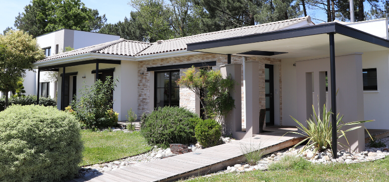 maison contemporaine gaia