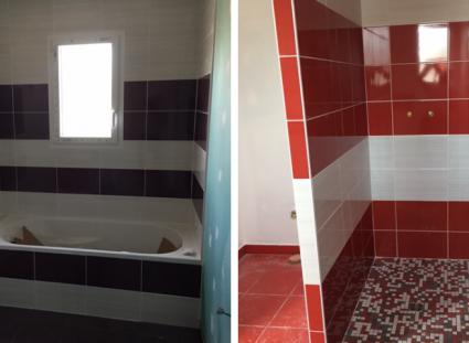 maison plain pied avec salle de bains decoceram