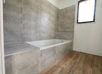 maison en construction salle de bains