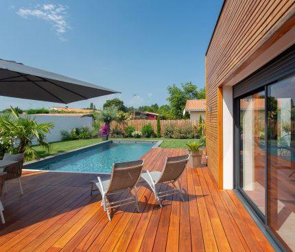 belle terrasse en bois