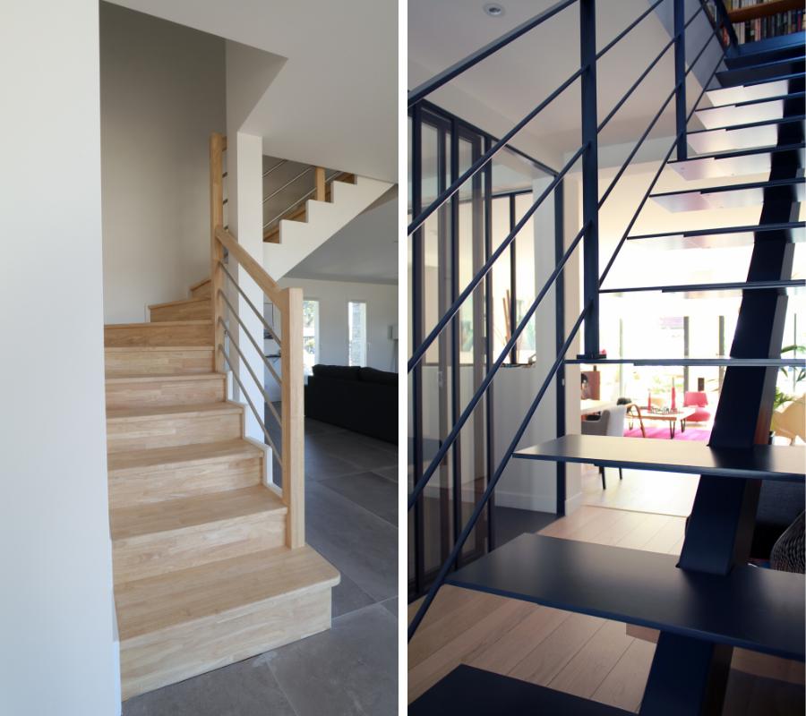 comment choisir un escalier bois