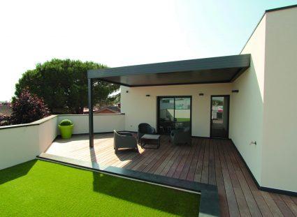 terrasse en rooftop