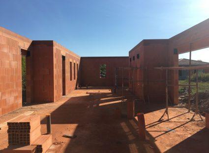 construction maison à étage élévation