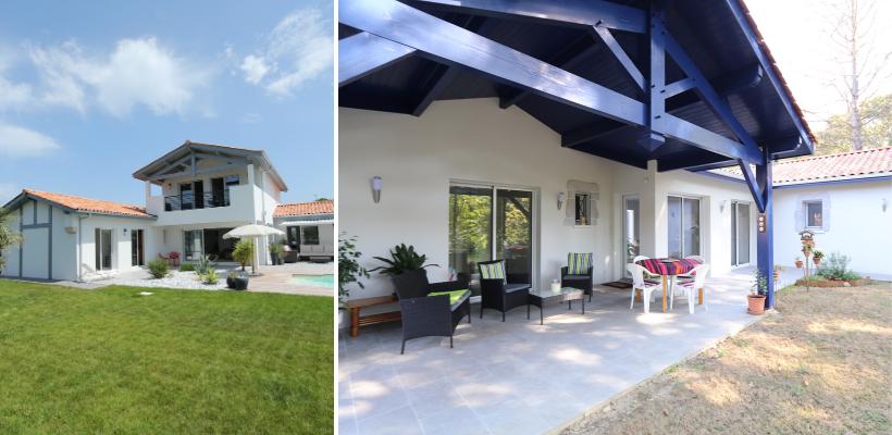 constructions de belles maisons basques