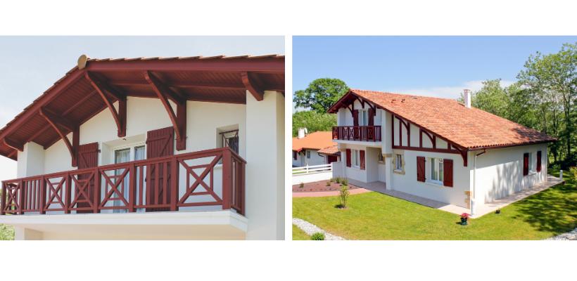 grande maison basque
