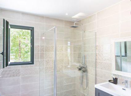 maison arcachonnaise avec salle de bain