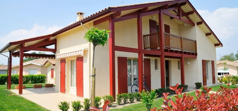 maison basque maisons d'en france