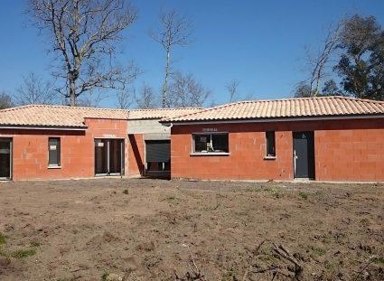 maison en construction hors d'eau hors d'air