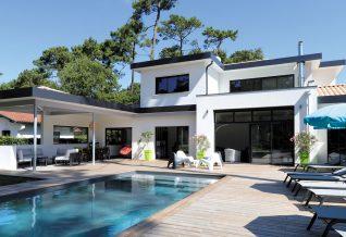 belle maison architecte design