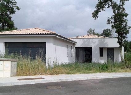 maison fin de construction