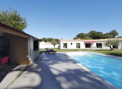 piscine maison charente maritime
