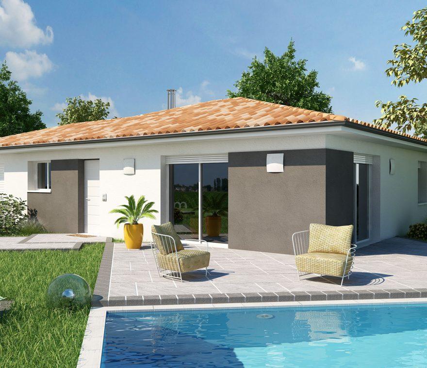 modèle de maison Cedrat